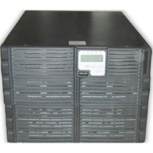 Minuteman ED6200RM Input and Output, Uninterruptible Power Supply