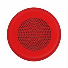 ELSPKRC-N ELUXA Ceiling High Fidelity Fire Speaker 25V / 70V (No Lettering) by EATON