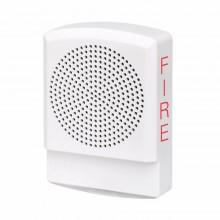 ELSPKW ELUXA White High Fidelity Fire Speaker 25V / 70V by EATON