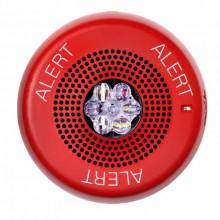 ELFHSRC-AL ELUXA Low Frequency Ceiling Fire Alarm Horn Strobe (Alert Lettering) 24V by EATON