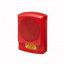 ELSPSTR-NA ELUXA High Fidelity Fire Speaker Strobe 25V / 70V (Amber Strobe Light, No Lettering) by EATON