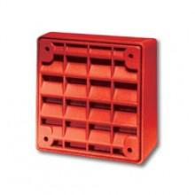 Wheelock 8w Wall Mount Vandal Resistant Speakers ET1010  | ET-1010-R