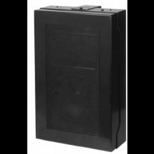 Quam In Wall Speaker System 70V, Rotary Select (Black)