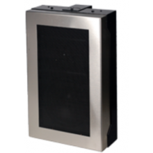 Quam In Wall Speaker System 70V with Stainless Frame