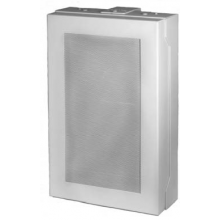 Quam In Wall Speaker System 70V, Rotary Select (White)