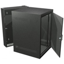 Wall Mount Enclosures with Solid Doors