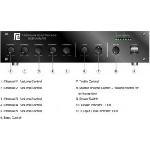 GT60C  Grommes Amplifier