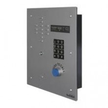 Emergency Recessed Single Push Button