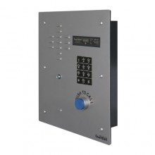 Heavy Duty Emergency Recessed Telephone with Teleseal Keypad