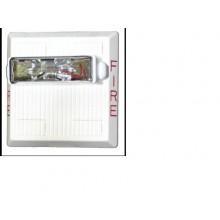 HS4 Series White Horn Strobe 24VDC 15/30/75/110   HS4-24MCW-FW
