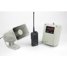 wireless paging system