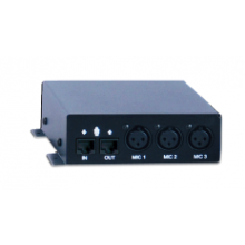 Clear One INTERACT MIC EX - Microphone Breakout Box