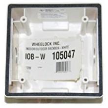 Copper Wheelock White Back Box IOB-W