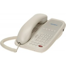 Teledex I Series Analog Corded Hotel Phone A205S
