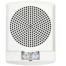 LED High Fidelity Speaker Strobe, White No Lettering