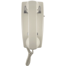 Viking Dial-less Wall Mount Phones K-1500P-W-ASH