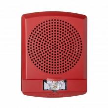 LFHSKR3-CO Exceder Low Frequency Fire Alarm Horn Strobe Light 24V 110 cd (CO lettering) by EATON