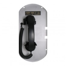 Locking Enclosure Ring Down Telephone Panel Insert