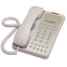 Teledex Opal Series 2011S Two Line Hotel Phone