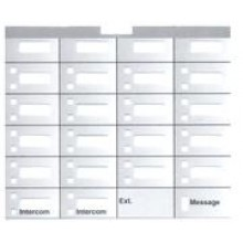 Partner 18D Designation Strips (10/pk.)