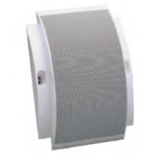 "6"" Surface Mount Wall Baffle IP Speaker with Mic input"