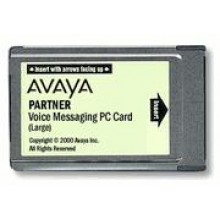 Partner Voice Messaging PC Card Release 3.0 Large (12-Mailboxes)