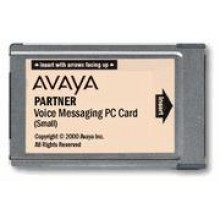 Partner Voice Messaging PC Card Release 3.0 Small (4-Mailboxes)