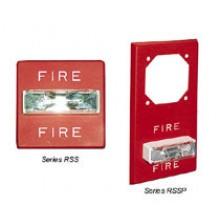 Wheelock Fire Alarm Strobe RSS-24MCC-FW