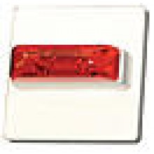 Wheelock RED LENS, 110 CD | RSSR-24110C-NW