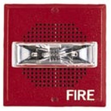 Red Wall Mount Self-Amplified Speaker | SA-S70-R