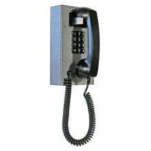 Industrial Steel Telephone with Waterproof Teleseal Keypad