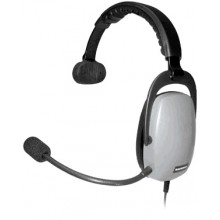 Plantronics SHR2082-01 Ruggedized Headset. Monaural, Circumaural Headset w/ H series Quick Di