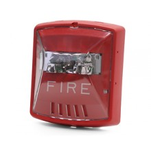 Wheelock STR Red Wall Mount Exceder Fire Alarm Strobe