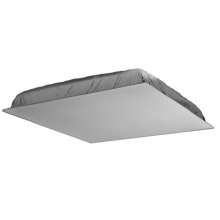 Quam Ceiling Tile Speaker System 2' x 2' 70V (Standard Perf Black)