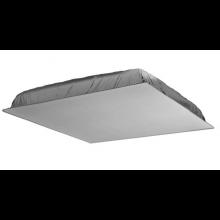 Quam System 15 Drop Ceiling Tile Speaker System 2' x 2' 70V (Micro Perf White)