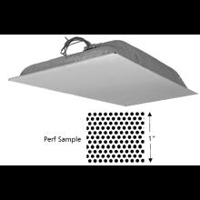 Quam Ceiling Tile Speaker 8-Ohm, Extended Frequency Response