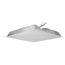 Quam Ceiling Tile Speaker White 70.7V (Pig-Tail Lead)