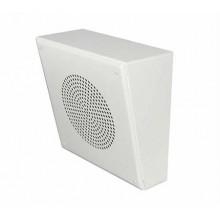 White 25/70V Wall Mount Speaker System