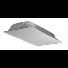 Quam Ceiling Tile Speaker 1' x 2'  70V  (Standard Perf Black)