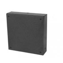 Quam Wall Mount 25/70V Shallow Speaker System with Volume Control