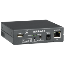 TERRA-EX IP audio decoder