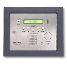 ADA Compliant Multi-Tenant Door Entry System with Voice/LCD Assist ( Flush Mount)
