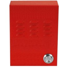 Red Handsfree Emergency Push to Talk Call Box Phone