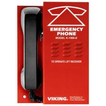 Wall Mount Emergency Phone - VIK-K-1500-E