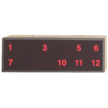12 Position Display for LM-24M