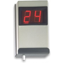 Telephone Call Sequencer Remote Display Module for Call Centers