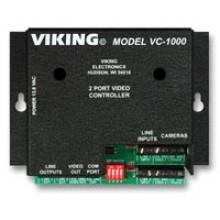 Programmable CCTV Camera Controller