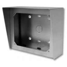 Attractive, Vandal Resistant, Stainless Steel Surface Mount Box