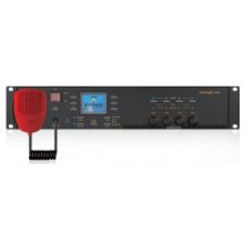 Boutique VM450 500W Emergency Notification System with 4 Zones of Paging