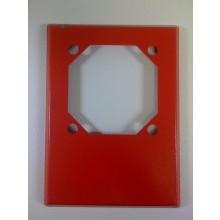 Red Retrofit Plate | RP-R